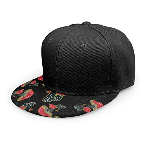 Hermosa Seta Casual Verano Transpirable Lavable Reutilizable Sombrero De Béisbol Headwear Sombrero Militar Mujeres