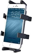Ram Mount RAM-HOL-UN4U Universal Finger-Grip Phone or Radio Holder (Black)