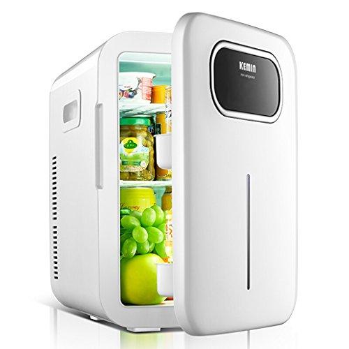 JCOCO Mini frigorifero - 20L frigorifero compatto contiene 27 x lattine da 330 ml  