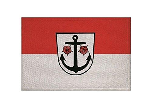 U24 Aufnäher Kehl Fahne Flagge Aufbügler Patch 9 x 6 cm