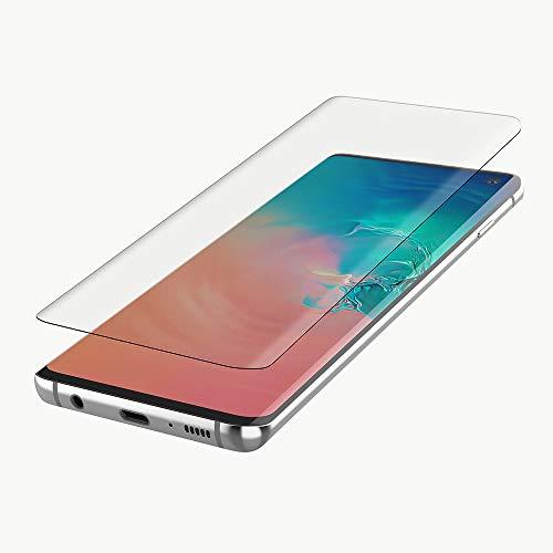 Belkin ScreenForce InvisiGlass Curve Bildschirmschutz für Samsung Galaxy S10 – Samsung Galaxy S10 Bildschirmschutz