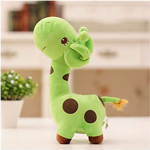 Yunbai Plush Stuffed Toys 25cm, 40cm, 50cm, 60cm Plüsch-Spielzeug Puppe Plüschtiere Figur Spielzeug, Nette Unisex Geschenk Plüsch Giraffe Stofftier Tier Liebe Puppe-Baby-Kind-Kind Weihna