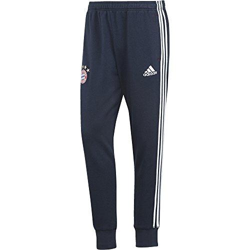 adidas FCB Swt FC Bayern Monaco, Pantalone Uomo, Blu (Maruni/Bianco), 3XL