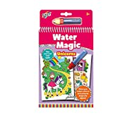 Galt Toys, Water Magic - Unicorns, Colouring Book for Children, Ages 3 Years Plus