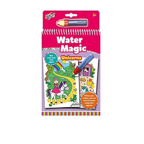 Galt Toys, Water Magic, libro da colorare per bambini, 3 anni in più