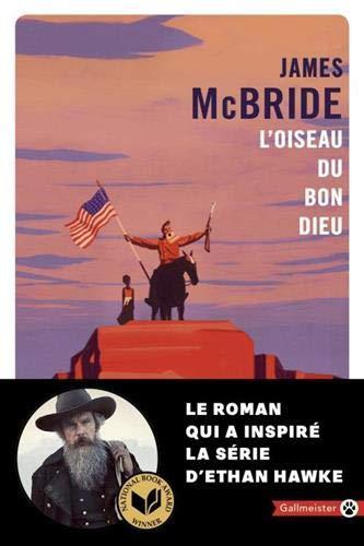 41o7aMwOf+L. SL500  - The Good Lord Bird : John Brown veut mettre fin à l'esclavage, dès aujourd'hui sur Canal+
