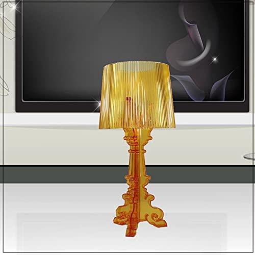 cakunmik Lámpara de Mesa barroca Bourgie, lámpara de Mesa de ingeniería, Sala de Estudio y...