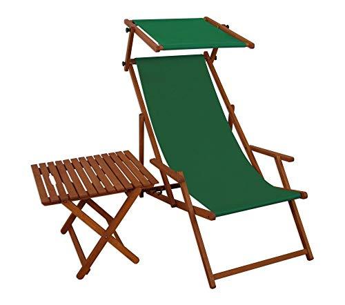 Ptioun Outdoor Camping Sonnenliege Klappbare Wellnessliege Ergonomisch geformt Grün 3 ATQ-2192