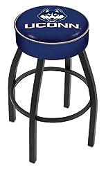 UCONN Connecticut Huskies Bar Chair Seat Stool Barstool