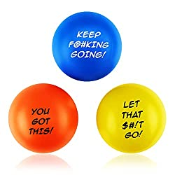 motivational stress balls for stressed out people