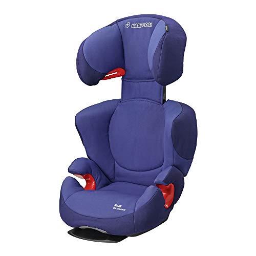 Maxi-Cosi Rodi AirProtect Kindersitz - höhenverstellbarer Autositz mit komfortabler Ruheposition, Gruppe 2/3 (15-36 kg), nutzbar ab 3,5 bis 12 Jahren, river blue