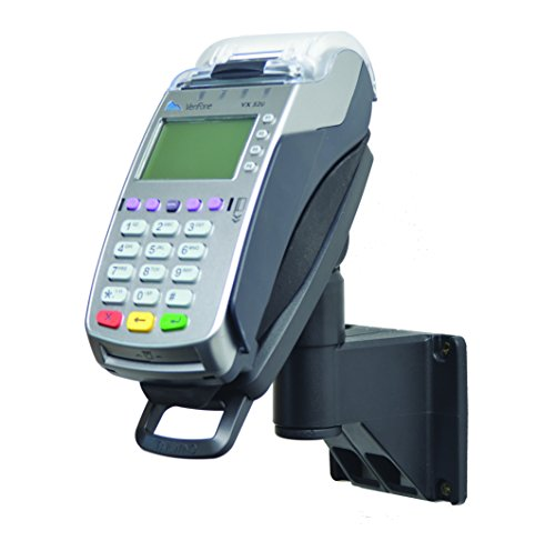 Verifone Vx520 EMV CTLS 7' Lockable Wall Mount Terminal Stand
