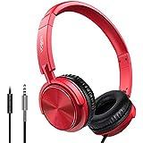 LORELEI X6 Over-Ear Headphones with Microphone,...