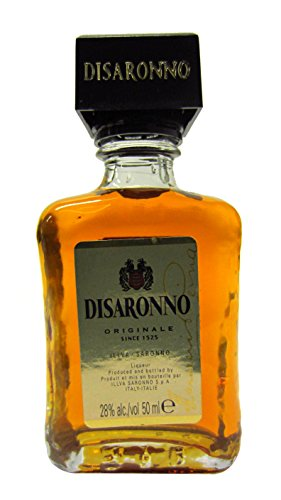 DISARONNO Amaretto Almond Liqueur Miniature 5cl Miniature
