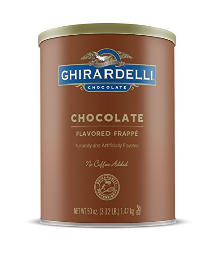 GHIRARDELLI Frappé Classico Double Chocolate 1420 g