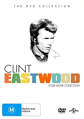 Clint Eastwood Western Movie Collection | 4 Westerns | NON-USA Format | Region 4 Import - Australia -  DVD