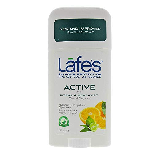 Lafe's Active Deodorant Twist Stick (1x2.5 Oz)
