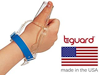 Treatment Kit to Stop Thumb Sucking by TGuard Brand ThumbGuard (Small (Ages 0-4))