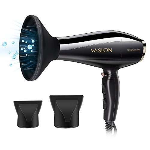 Hair Dryer Professional Salon 1875W AC Motor Negative Ionic Far Infrared Blow Dryer with...