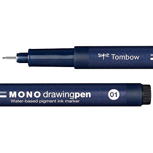 Tombow WS-EFL01 Mono drawing pen - Rotulador punta