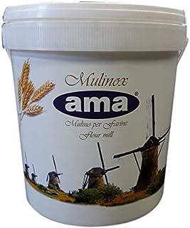 LEM Select Seau avec Couvercle pour Moulin à Grain AMA 16 Lt