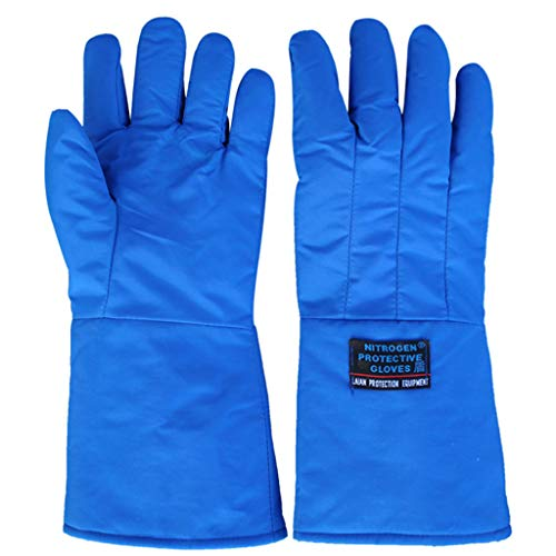 Disposable Gloves Latex Butyl Rubber Gloves color : Blue, Size : L ZXW gloves