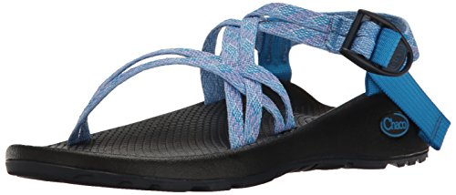 Chaco Women's ZX1 Classic Athletic Sandal, Braid Blue, 6 M US