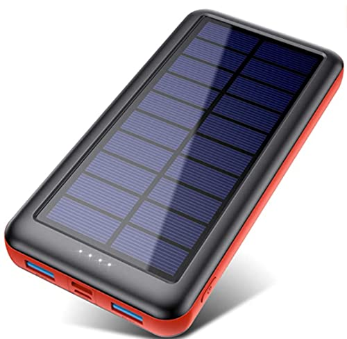 QTshine -   Solar Powerbank