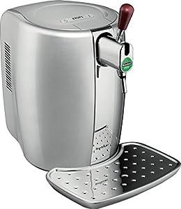 Krups YY2931FD 5L Dispensador de cerveza de barril grifo de cerveza - Tirador de cerveza (4,97 kg, 450 x 490 x 274 mm, LED)