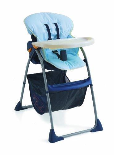 Baby Minder Italbaby 050.6100-02 Copriseggiolone PVC da Ricambio, Azzurro, Universale