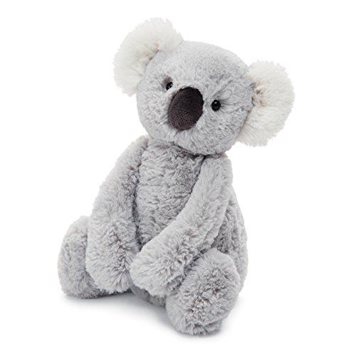 Jellycat Bashful Koala Stuffed Animal, Medium, 12 inches