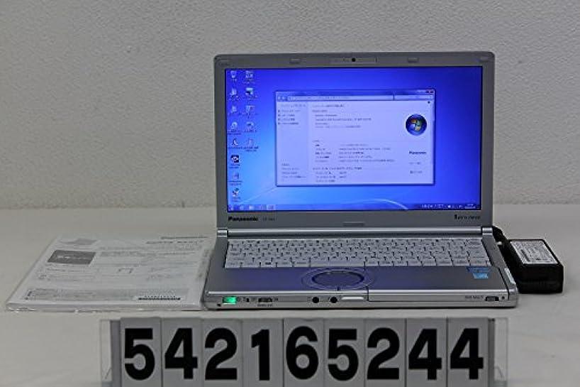 ロック自信があるドキュメンタリー【中古】 Panasonic CF-SX2ADRCS Core i5 2.7GHz/4GB/128GB(SSD)/Multi