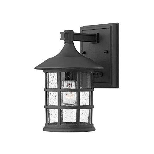 Hinkley Lighting 1800BK Freeport 1-Light Outdoor Light, Black