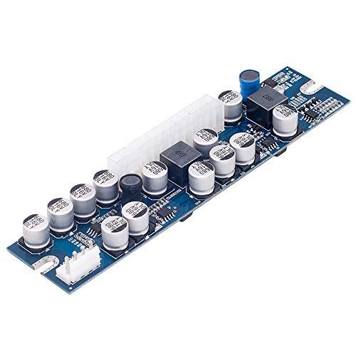 WOVELOT DC ATX PSU 12V 300W Pico ATX Switch MineríA PSU 24Pin Itx DC una ATX Pc Fuente de AlimentacióN para SSD PC