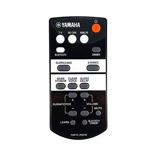 Fernbedienung FSR73 kompatibel mit Yamaha YAS-105, SRT-700 Soundbar