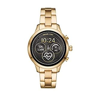 Michael Kors Femmes Smartwatch avec Wear OS de Google avec Rythme Cardiaque, GPS, NFC et Notifications Smartphone (B07G94WZWC) | Amazon price tracker / tracking, Amazon price history charts, Amazon price watches, Amazon price drop alerts