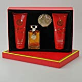 GIFT/SET TOUCH 4 PIECES [3.4 FL Perfume By FRED HAYMAN BEVERLY HILLS For Women