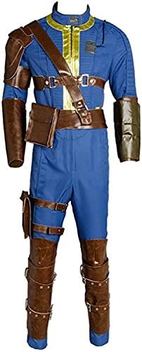Traje de cosplay Nate chaqueta traje de Halloween juego soldado batalla uniforme mono conjunto completo para hombres Cosplay disfraces