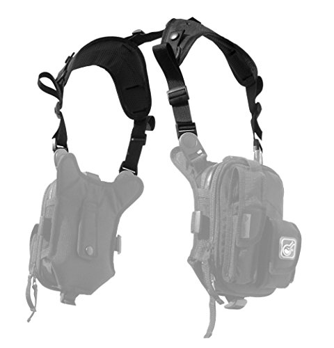 Covert Anatomic RG(TM) Padded Deluxe Shoulder Harness by Civilian(R)