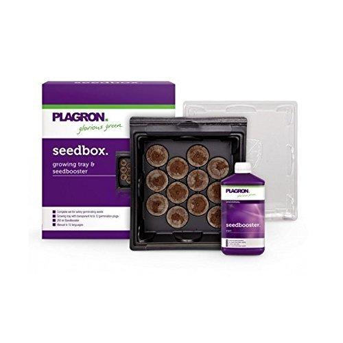 Plagroon Seed Box Start 250ML - Kit Germinazione