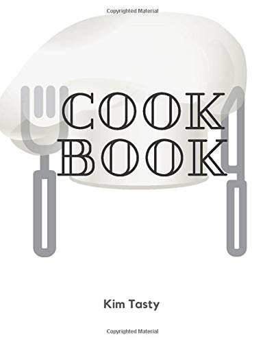 Cookbook: Recipes-trim-size-book-to-write-in-8.5-x-11-no-bleed-126-pages-cover-size-17.54-x-11.25-inch