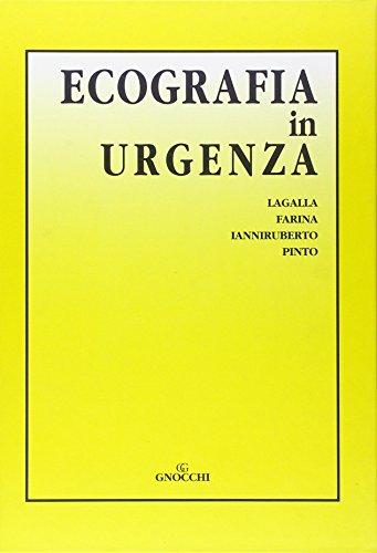 Ecografia in urgenza