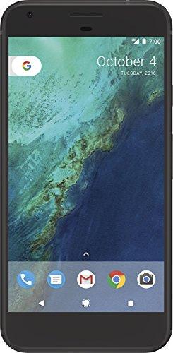 """Google Pixel XL - Smartphone de 5.5"""" (4G, memoria interna de 32 GB, RAM de 4 GB, cámara frontal de 8 MP, Android) Negro"""