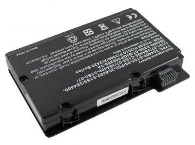 AboutBatteries Batterie pour FUJITSU-Siemens AMILO PI2530, 11.1V, 4400mAh, Li-ION