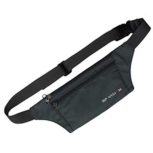 Outdoor-Tasche, Sporttasche, dunkelgrau...