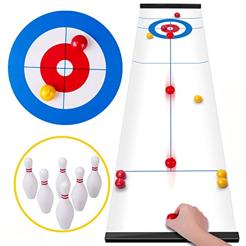 Rolimate -   Curling Spiel