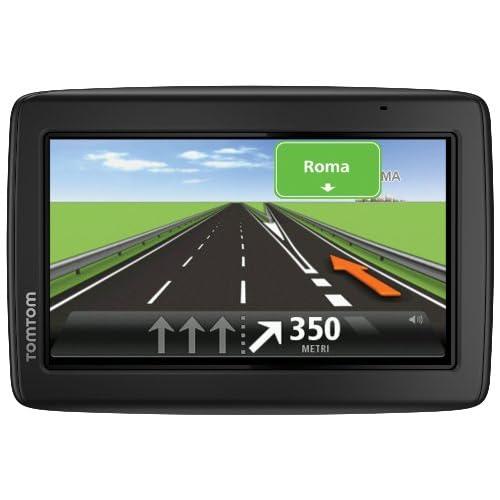Tomtom Start 25 M Navigatore Europa 45 Paesi, Free Lifetime Maps, Display da 13 cm (5 Pollici), Assistente di Corsia, Assistente di Parcheggio, IQ Routes [Italia]