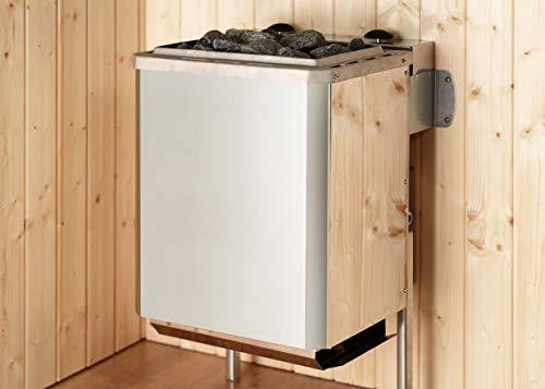 Saunaofen WEKA Kompakt 5,4 KW