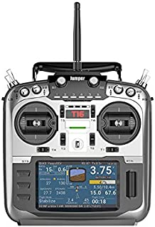 RONSHIN Jumper T16 Open Source Multi-protocol Radio Transmitter JP4-in-1 RF Module 2.4G 16CH 4.3 inch LCD for FPV Racing D...