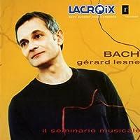 G茅rard Lesne - Bach